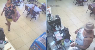Alleged tip jar thief returns to restaurant