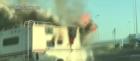 Alert volunteer helps capture arson suspect