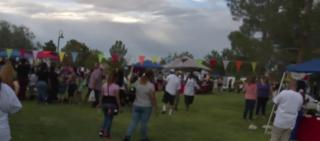 Vegas police hopes event will break down barrier