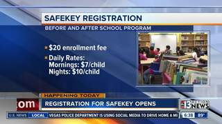 How to register your child for SafeKey