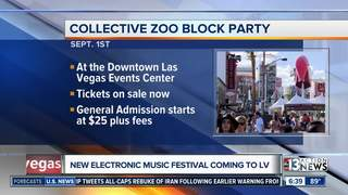 New music festival coming to Downtown Las Vegas