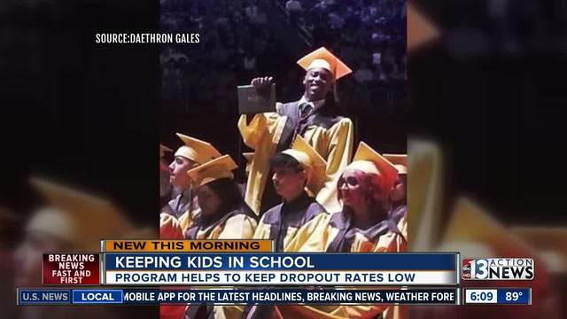 CCSD working to make sure all students graduate