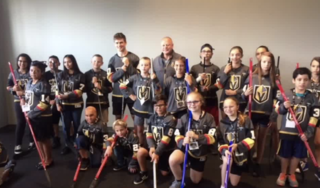 Kids at UMC get to be Knights for a day