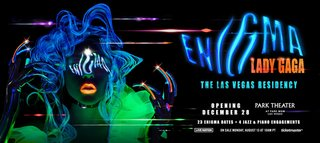 Dates announced for Lady Gaga's Vegas residency