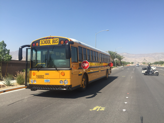Back-to-school traffic safety events in Vegas