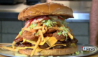 Arizona Cardinals offer giant Gridiron Burger