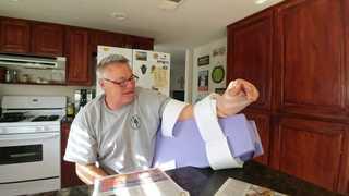 Veteran's surgery delayed