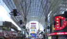 Fremont St. canopy upgrade done by end of 2019