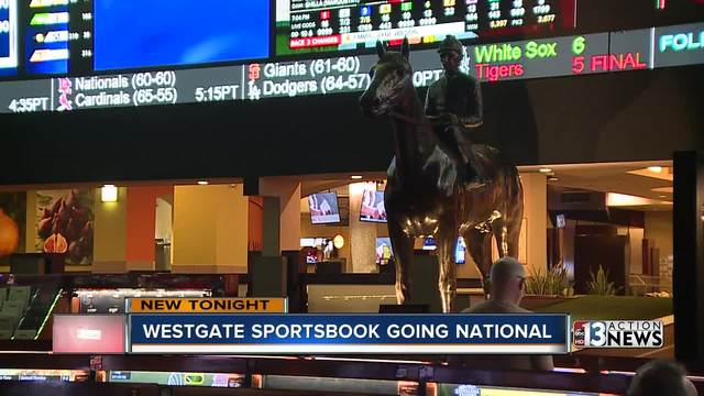 First casino licensed for sports betting in West Virginia
