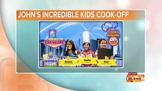 John's Incredible Kids Cook-Off