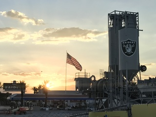 Design for Raiders Henderson headquarters close