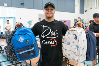 Donations in the Las Vegas community | 2018