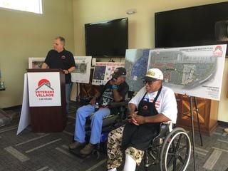 Vegas dispensaries giving back to community