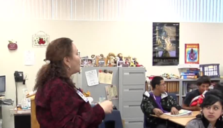 Nevada classrooms largest in U.S.