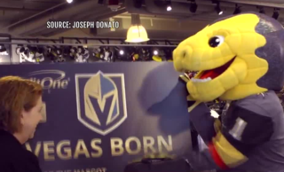 Credit One Bank unveils Golden Knights card