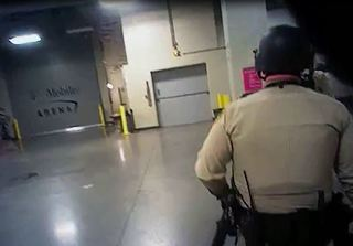 Police videos show Strip after 1 Oct. shooting