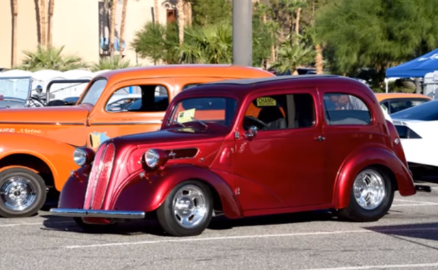 Super Run Classic Car Show Returns To Mesquite KTNVcom Las Vegas - Car show las vegas