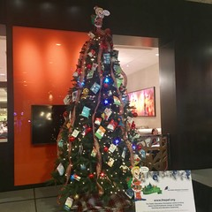 Boyd Gaming's 4th annual 'Trees of Hope'
