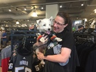 Fans stock up on VGK gear ahead of new season