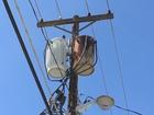 Man says power problems plague neighborhood