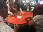 Dominoes makes debut at Las Vegas casino