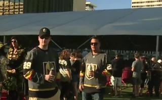 Vegas Golden Knights hosting Fan Fest Sept. 19