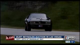 Burt Reynolds' cars heading to Vegas auction
