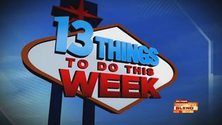 13 Things To Do This Weekend