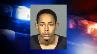 Teen, 16, arrested in shooting at Canyon Springs