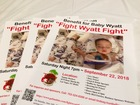 Fundraiser for 1-year-old boy injured in crash