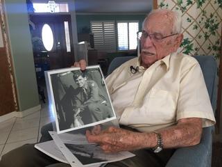 Local veteran and POW inspires teen to enlist