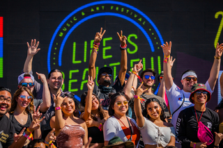 Thousands attend Life is Beautiful 2018