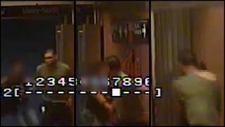 VIDEO: Woman chases New York City subway groper