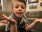 Vegas boy with autism makes tremendous progress
