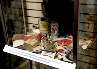 PHOTOS: 'How We Mourned' exhibit at museum