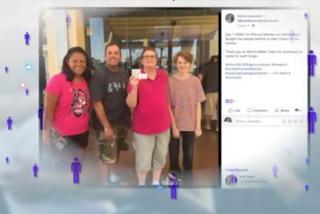 Facebook page inspires 1 October survivors