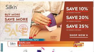 At-Home Hair Removal And Skin Tightening
