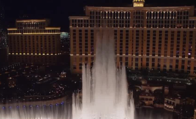 what it takes to put on 10 000 fountain shows a year at the bellagio