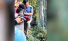 Man jumps into tiger enclosure at Oakland Zoo