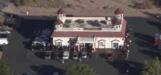 Lines in Primm for record Mega Millions jackpot