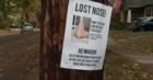 Oregon family wants giant nose back