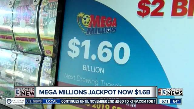 Want to be a billionaire? Next Mega Millions drawing is ...