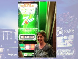 Lucky slot player hits $512K jackpot at Orleans