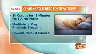Sleep Tip: Get Bed Ready