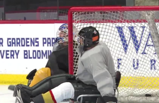 Zappos teams up with VGK sled hockey team
