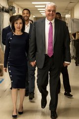 Governor-elect Sisolak announces engagement