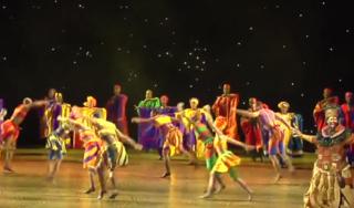 Sensory-friendly performance of 'Lion King'