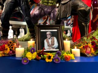 Las Vegas comic fans remember Stan Lee