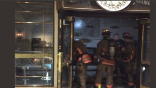 Overnight fire breaks out at California Hotel