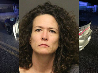 Woman arrested after leading deputies on pursuit